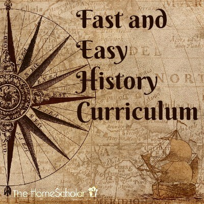 Fast and Easy History Curriculum