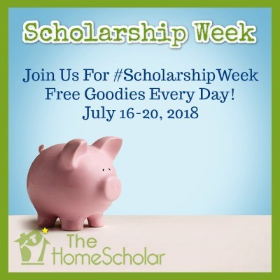 #ScholarshipWeek is Coming! You're Invited!