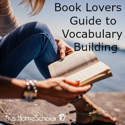 Book Lovers Guide to Vocabulary Building