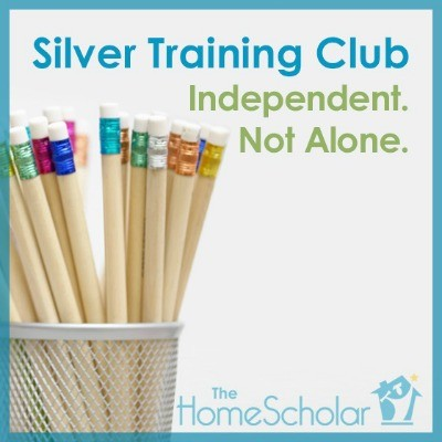 Silver Training Club - Independent. Not Alone.